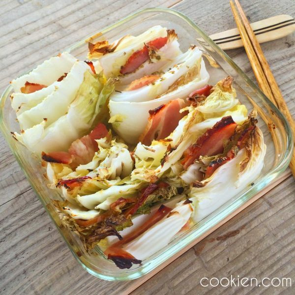 洋食におすすめ白菜レシピ《主菜・副菜》4