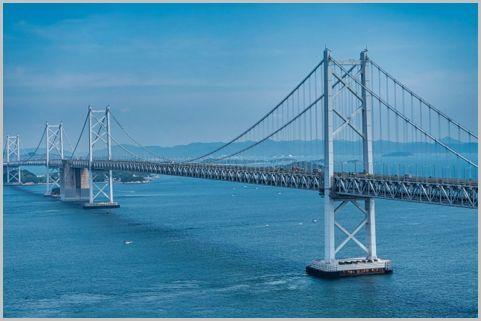本州~四国はETCなら瀬戸大橋か鳴門大橋がお得