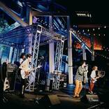 OKAMOTO'S、初の無観客生配信ライブでEPリリースを発表