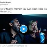 映画館で経験した最高の瞬間って? 「『ジョーカー』にエキストラ出演した私がホアキン・フェニックスの隣にいたシーン」