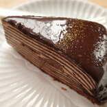 【ローソン新商品ルポ】高級感たっぷり!大人のチョコスイーツ「生チョコミルクレープ」