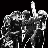 ザ・クロマニヨンズがライブアルバム発売、途中中止となった【PUNCH】ツアーセトリを全曲完全収録