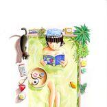 桜井日奈子、迫真の入浴シーンに注目、お風呂を愛してやまない『ふろがーる!』主演