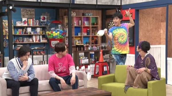 ドラマ『テレビ演劇 サクセス荘2』第1回より (188765)