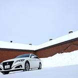 ミシュランX-ICE SNOW 新スタッドレスタイヤの試乗テストレポート