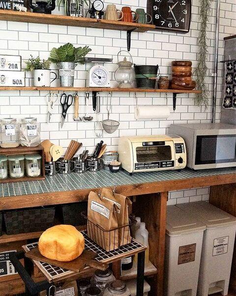 食器棚の収納アイデア17