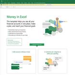 金融口座との連携も。Excelで楽に家計管理できるテンプレ「Money in Excel」とは?