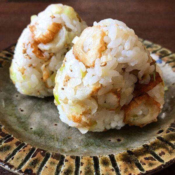 簡単で美味しいおにぎりレシピ☆アレンジ3