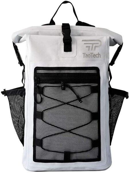 【TaoTech】 防水バッグ ドライバッグ 防水 リュック ロールトップ 大容量 バッグ アウトドア 旅行 迷彩 男女兼用 20L 25L 30L
