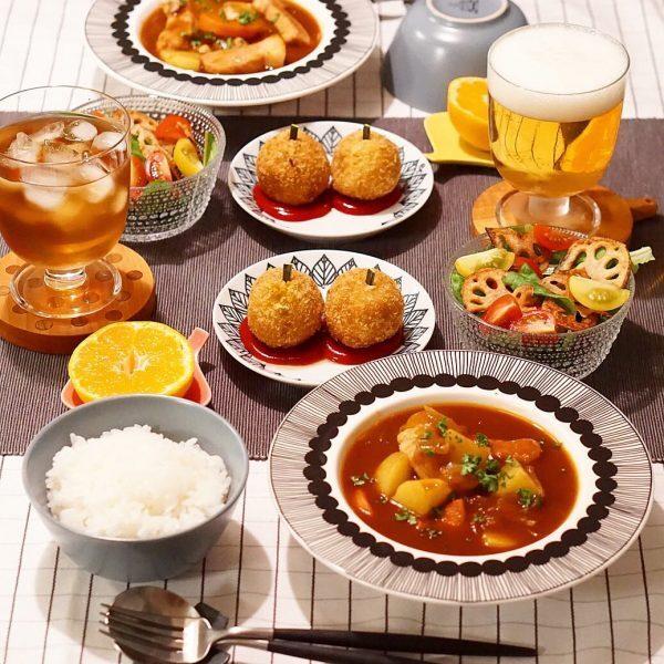洋食の定番煮物料理!ポークシチュー