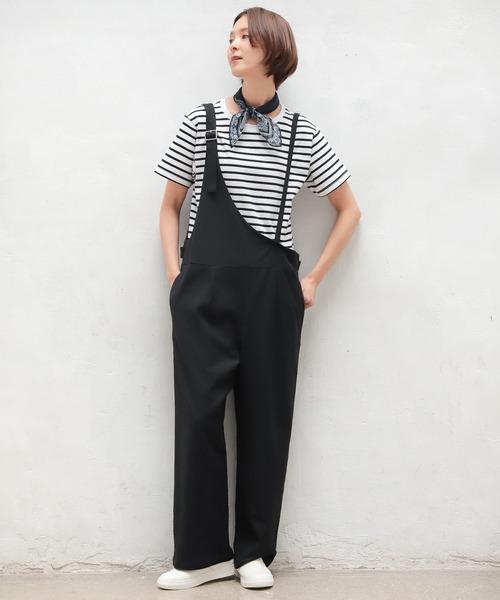 [LEPSIM] ベーシックコットンクルーTシャツ 857123