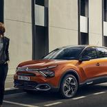 シトロエン 電気自動車「e-C4」と新型「C4ハッチバック」登場