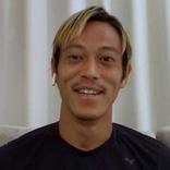 本田圭佑が告白 18年W杯区切りに引退考えた…「東京五輪」目標に翻意