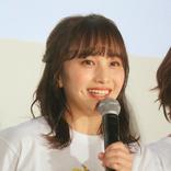 ももクロ百田夏菜子 デニム×デニムの私服コーデにファン「おしゃれ上級者」「バチバチにかわいい」