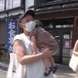 いしだ壱成、2年ぶりテレビ出演! 21歳の若妻と愛娘との暮らしに密着