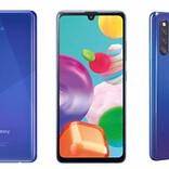 auとUQ mobile、「Galaxy A41」を7月8日に発売 税込み約4万円