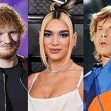 エド・シーラン/デュア・リパ/ストーンズなど、英アーティスト1,500人がライブ音楽業界への行政支援を要請 #LetTheMusicPlay