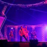 FANTASTICS 初の配信ライブで『FANTASTIC 9』を初披露、全員でサビを歌い上げる
