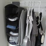 100均グッズで子ども服を収納。使いやすいクロゼットはいいことずくめ