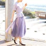ふわっと女子力上げる♡30代40代向けのレディーススカートコーデ15選