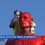 さらばコロンブス。人種差別の過去がある偉人の銅像が次々倒されてます