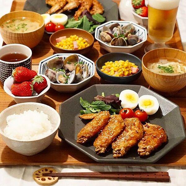 人気の簡単なレシピ!名古屋名物鶏手羽先