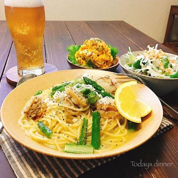 ホタテのメニューで簡単人気レシピ☆お弁当12