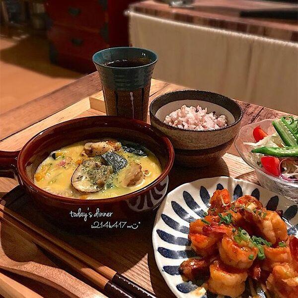 ホタテのメニューで簡単人気レシピ☆イベント6