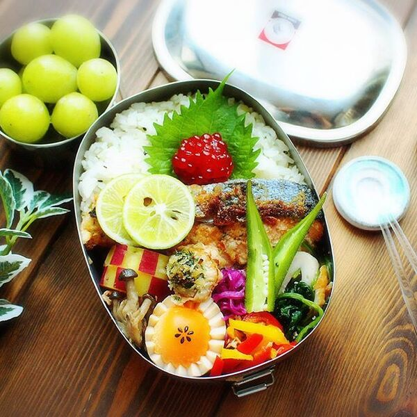 ホタテのメニューで簡単人気レシピ☆お弁当2