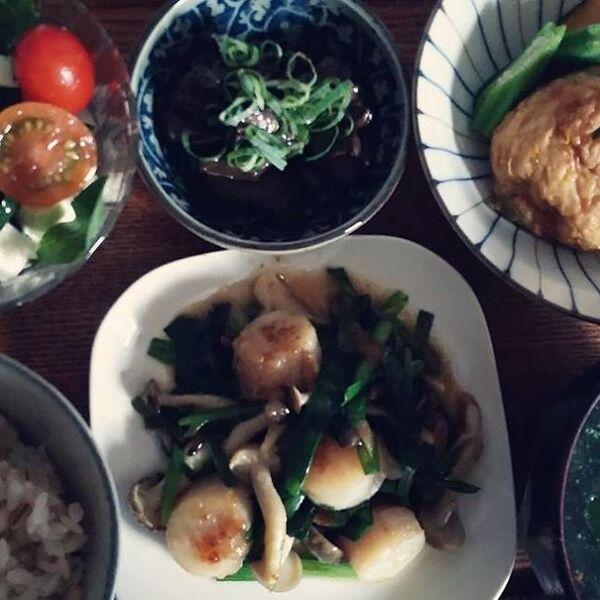 ホタテのメニューで簡単人気レシピ☆お弁当7