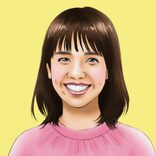弘中綾香アナ、話題のダチョウ抗体マスク姿を披露 「落書き?」とのツッコミも