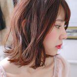 ミディアムヘアの髪色特集【2020】大人可愛いトレンドカラーを要チェック!