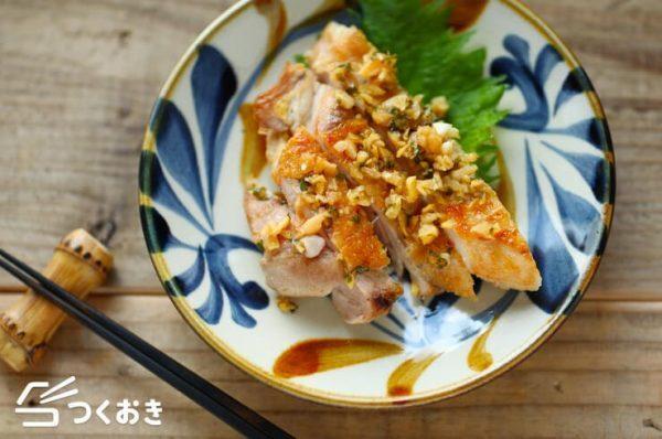 夏におすすめの簡単和食メニュー☆主菜7