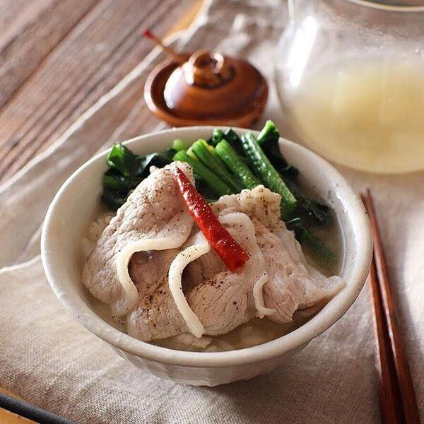 夏におすすめの簡単和食メニュー☆主食8