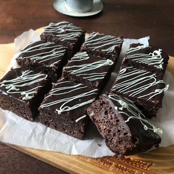 チョコのスイーツ☆人気レシピ《ケーキ》3