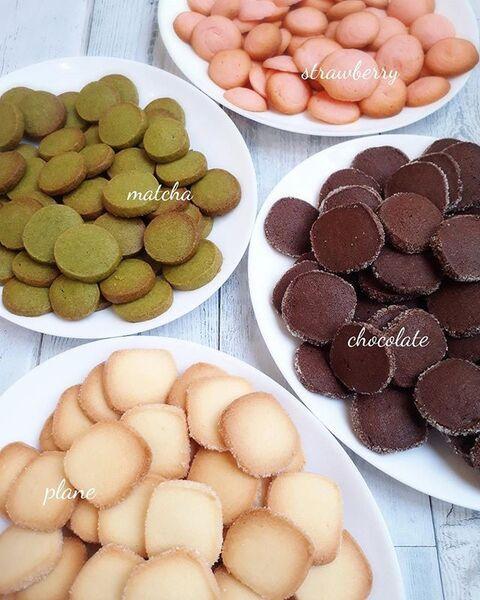 チョコのスイーツ☆人気レシピ《クッキー》3