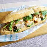 【簡単レシピ】人気のベトナム料理「バインミー」をご自宅で