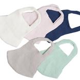 夏のマスクは濡らして使う! 抗菌・消臭・ひんやり快適「濡れマスク」