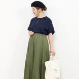 ネイビーTシャツのコーデ特集【2020】大人のきれいめな着こなしを季節別に紹介!