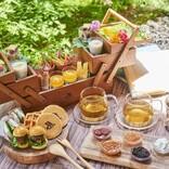 軽井沢マリオットホテル、アフタヌーンティー「Juicy Bounty」を提供 9月末まで
