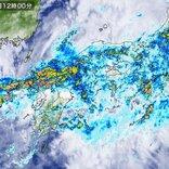 中国地方 8日にかけて大雨に 局地的に雷を伴った非常に激しい雨が降る