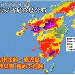 九州 今夜も線状降水帯発生のおそれ 早めの備えを