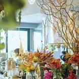 オアシスのような東京の花屋/On Flowers