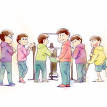 『おそ松さん』第3期が2020年10月より放送決定、櫻井孝宏ら6つ子声優陣からの本音動画も