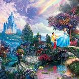 「シンデレラ」は女の子の永遠の夢!愛と魔法とファンタジーが魅せる
