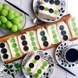 ぶどうを使ったスイーツレシピ特集!おしゃれで美味しいお菓子を作ろう♪