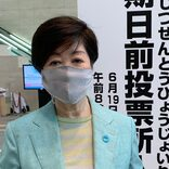 小池百合子都知事、おしゃれマスクも圧勝の一因?毎日コーデのアピール戦術