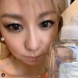 """倖田來未、顔アップSHOTに「肌綺麗」「可愛すぎる」の声!""""プライベート情報""""の公開に反響も"""