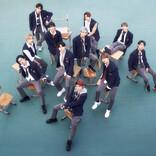JO1待望の2ndシングル『STARGAZER』気になるビジュアル解禁! 「熱い思いと新たな姿を」