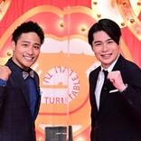 """WEST・桐山&ノブコブ・吉村MC、""""笑う音楽バラエティ""""『爆笑!ターンテーブル』第2弾決定"""